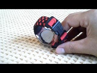Схема плетения браслетов из паракорда