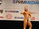 Гостюнин Игорь (Санкт-Петербург) - абс. чемпион мира по классическому бодибилдингу 2010 г